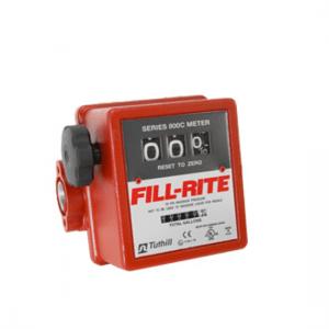 Medidor mecanico Fill Rite Serie 807C