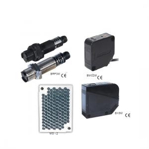 Sensores Fotoelectricos Reflex Autonics